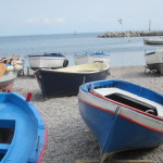 cetara fishing boats