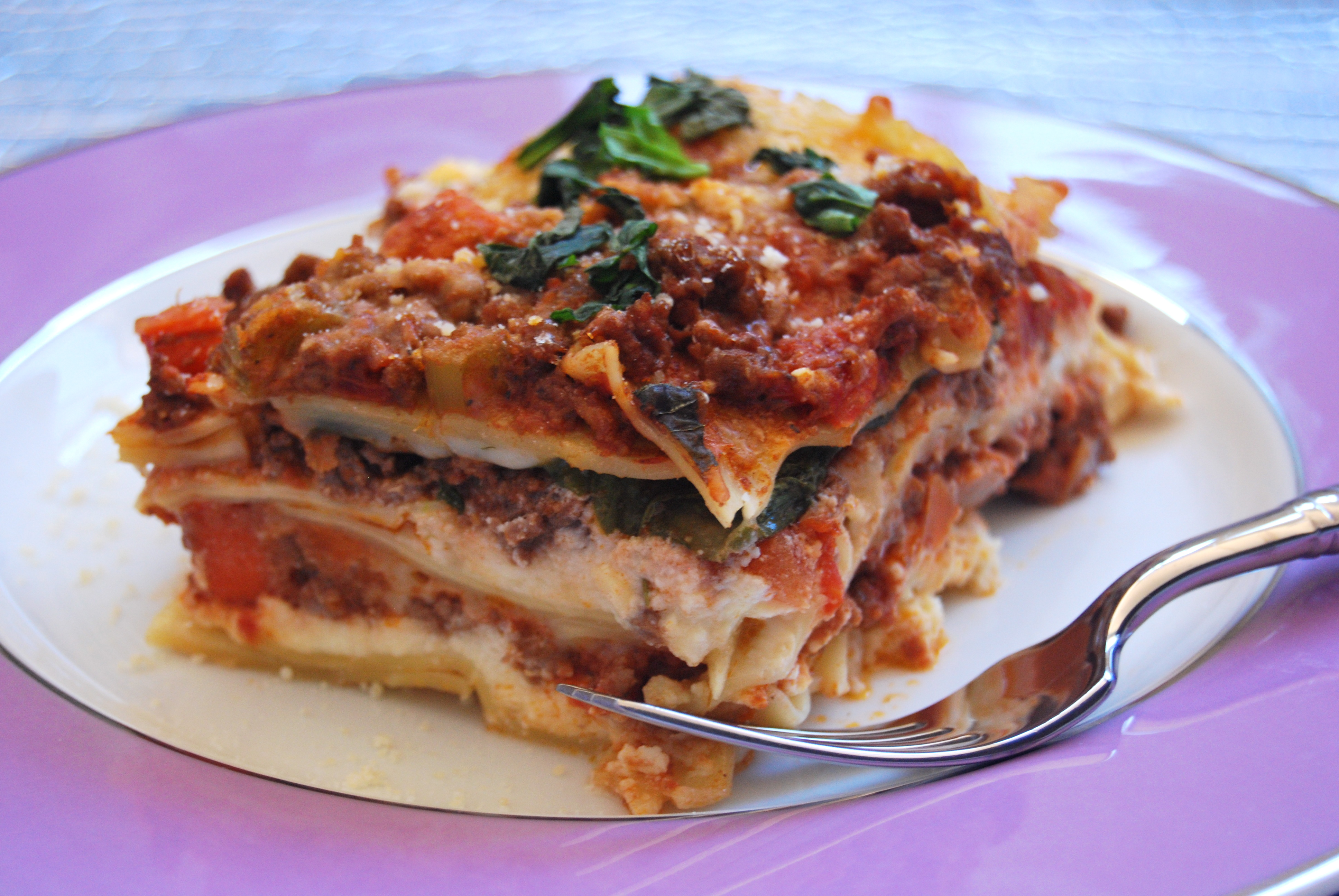 Lasagna di Carnevale - a rich treat to see you through Lent ...