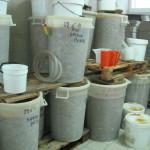 barrels of anchovies