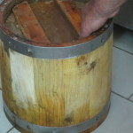barrel for colatura