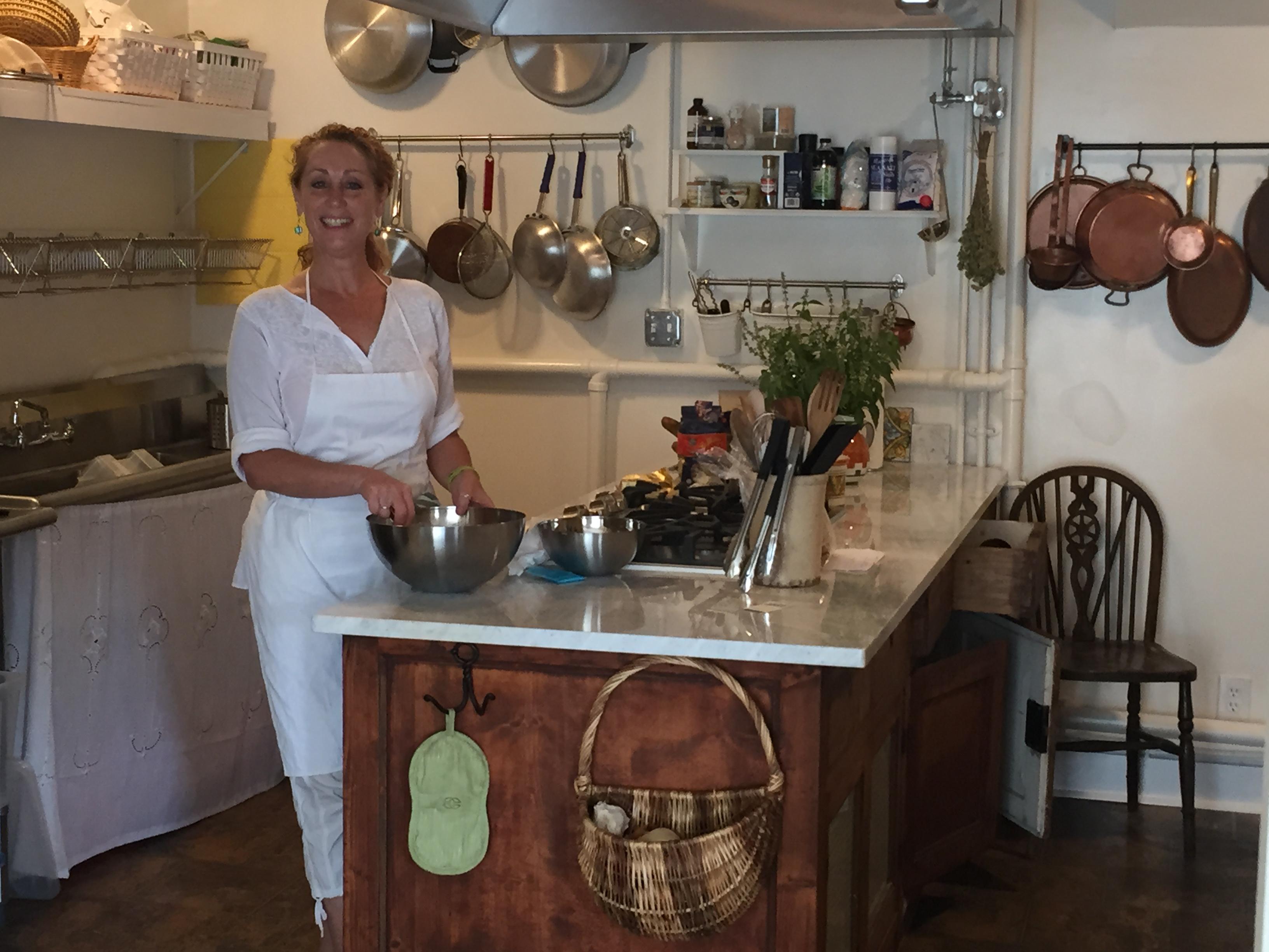 Chef Gina Stipo - attheitaliantable.com